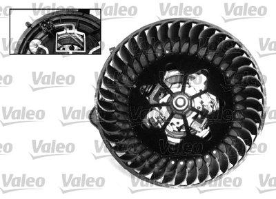 VALEO Automatische airco kachelmotor MK2 + R60 R61 64113422644