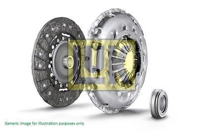 N14/9HZ LUK 623327400 koppelingsset MINI 21208607915
