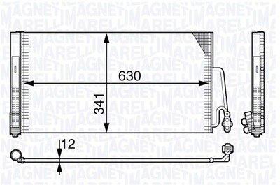 Tot 08-2010 Condensor MINI MK2 +R60-R61 MAGNETI MARELLI 64539239920