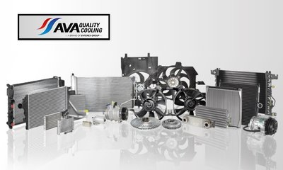 AVA QUALITY COOLING motorkoeling verwarming aircopomp