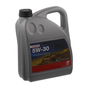 5W30 longlife Motorolie FEBI 32943 5 liter