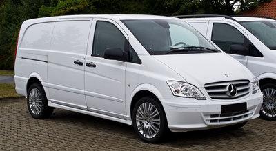 A6394107106 / A6394102016 Cardanas Mercedes VITO W639